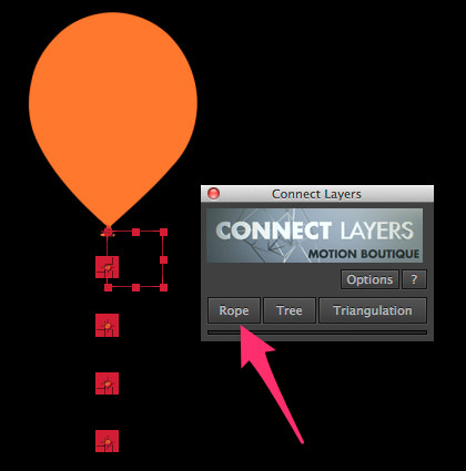 balloons Connect Layers