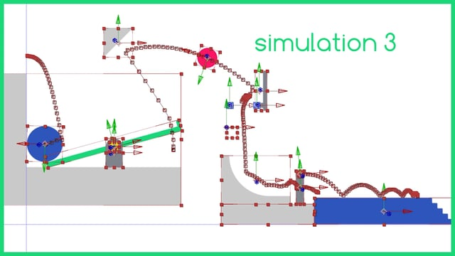 Rube Goldberg Breakdown Combined Physics Simulations Rubber Duck